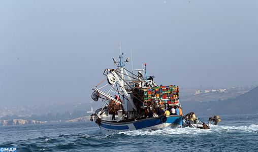 l'accord de pêche