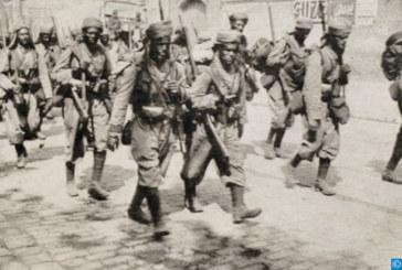 """Journée d'étude à Rabat sur """"Les soldats marocains durant la 1ère Guerre mondiale"""""""