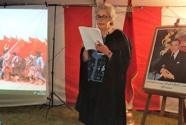 Les Marocains du Danemark célèbrent le 43ème anniversaire de la Marche Verte