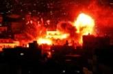 L'armée israélienne détruit le siège de la télévision Al-Aqsa à Gaza