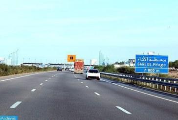 111 MDH pour l'aménagement de nouveaux échangeurs sur le réseau autoroutier en 2017