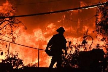 USA: Au moins 42 morts dans l'incendie Camp Fire, le plus meurtrier de l'histoire de la Californie