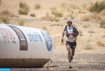 Les Marocains Rachid El Morabity et Aziza Raji dominent le marathon du désert d'Oman