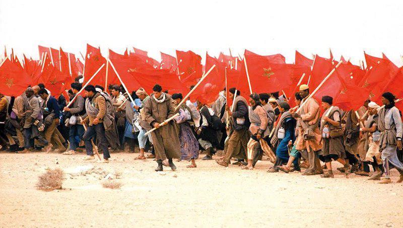 Hommage à des participants à la Marche verte de Chefchaouen et Ouezzane
