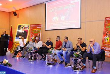 Marrakech : Des stars du football mondial honorées de participer au match de gala international à Laâyoune