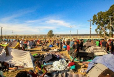 Mexique: Plus de 4.000 migrants sont arrivés à Tijuana, à la frontière américaine