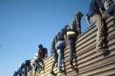 Arrestation de 98 migrants Centraméricains ayant tenté d'entrer de force aux Etats-Unis