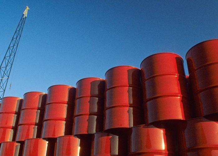 Les cours du pétrole Brent sous les 60 dollars