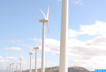 Projet éolien intégré 850 MW : Démarrage des travaux de construction du premier parc éolien à Midelt