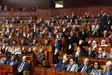 La Chambre des représentants approuve la première partie du projet de loi de finances 2019