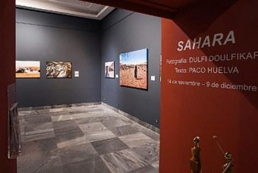 L'exposition Sahara du photographe marocain Dulfi Doulfikar fait escale au musée de Huelva