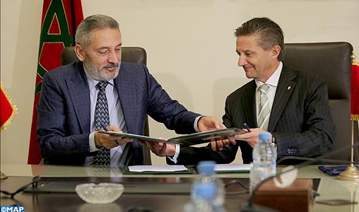 Secteur textile-habillement: Le Maroc et la Suisse signent une convention à Rabat