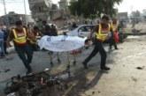 Explosion au Pakistan: Au moins 20 morts