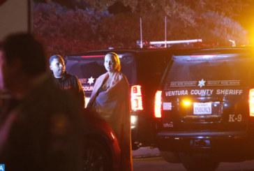 USA: Douze morts lors d'une fusillade en Californie