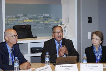 Lancement à Rabat du cours régional de l'école de gestion des situations d'urgence radiologique