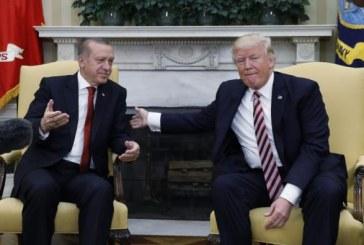 Erdogan invite Trump à venir en Turquie en 2019