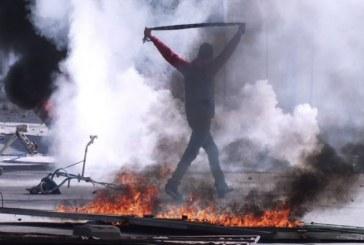 Tunisie : Affrontements violents entre la police et des manifestants après l'immolation d'un journaliste