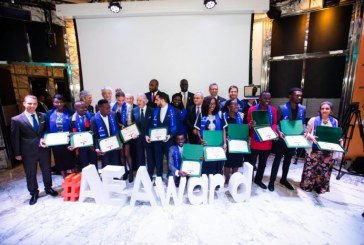BMCE Bank of Africa récompense 13 lauréats de l'African Entrepreneurship Award 2018 d'un montant de 1 million de dollars