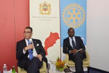 La vision panafricaine du Maroc mise en exergue à Abidjan