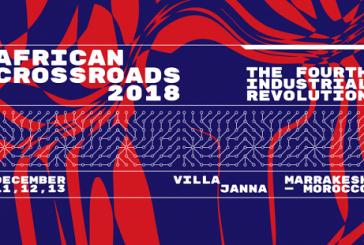 Édition inaugurale de African Crossroads, du 11 au 13 décembre à Marrakech