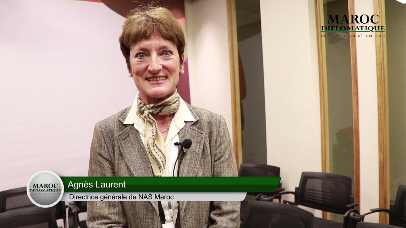 [Interview vidéo]Agnès Laurent (DG Nas): Il y a énormément d'opportunités touristiques en Afrique