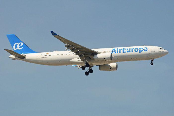Air Europa renforcera son offre sur la ligne Madrid-Marrakech à partir du 1er avril 2019