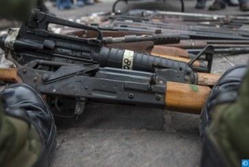 L'Algérie champion des importations d'armes en Afrique