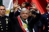 Andres Manuel Lopez Obrador officiellement investi président du Mexique
