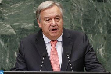 """Au Forum de Doha, Guterres souligne que la """"coopération internationale fonctionne"""""""