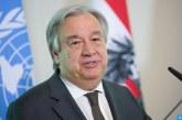 Sahara: Guterres se félicite de la décision du Maroc et de l'Algérie de participer à la table ronde de Genève