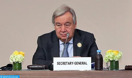 Le SG de l'ONU se félicite de l'adoption par l'AG du Pacte de Marrakech de la migration