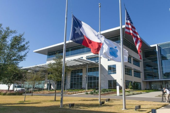 Va construire un nouveau campus au Texas — Apple