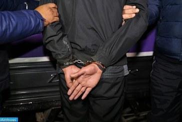 Arrestation de trois individus impliqués dans un homicide à Agadir