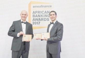 Le groupe Attijariwafa bank remporte à Londres deux prix d'excellence