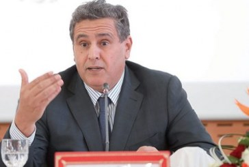 Akhannouch prend part à Alger à la réunion ministérielle WestMed