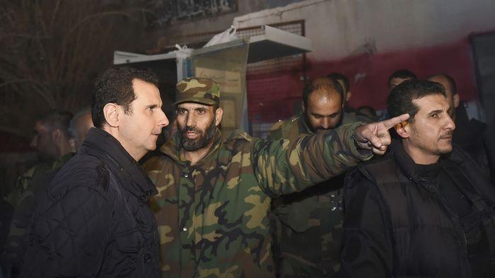 Syrie : Suite aux menaces d'Erdogan, les forces kurdes appellent Bachar el-Assad à l'aide