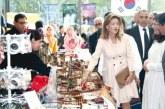 Bazar international de bienfaisance : c'est parti !