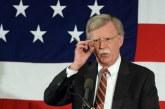 Le conseiller national pour la sécurité américain Bolton critique l'influence Russe et Chinoise en Afrique