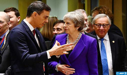 Brexit: Londres et Madrid signent quatre accords concernant Gibraltar