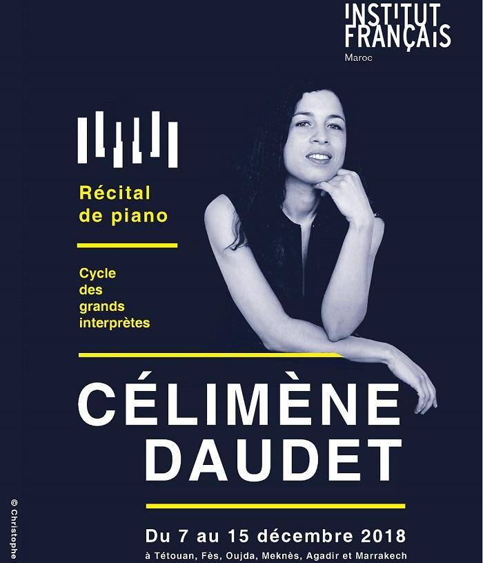 Cycle des grands interprètes : la magie des sons par Célimène Daudet