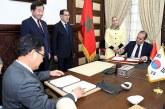 Maroc–Corée du Sud: Signature de six accords de partenariat