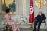 Le Président tunisien salue le leadership et la clairvoyance de SM le Roi Mohammed VI