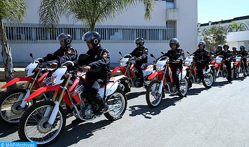 DGSN: la promulgation du nouveau statut des fonctionnaires de la police prévu en 2019