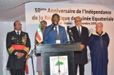 Message de fin de Mission au Maroc de l'ambassadeur Crisantos Obama Ondo