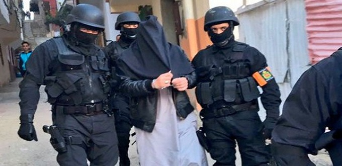 """Démantèlement à Kénitra d'une cellule terroriste présumée de """"Daech"""""""