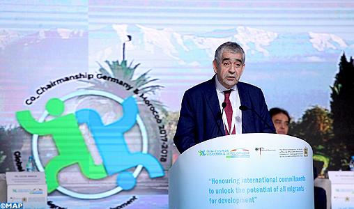 El Yazami exhorte les Etats à ratifier la Convention internationale sur les travailleurs migrants