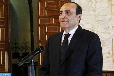 M. El Malki représente SM le Roi à la cérémonie d'investiture du nouveau Président mexicain