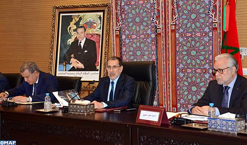 """Climat des affaires: El Otmani plaide pour des mesures plus """"audacieuses"""""""