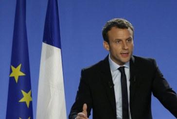 Le terrorisme n'a pas frappé la France mais l'Europe toute entière, affirme Emmanuel Macron