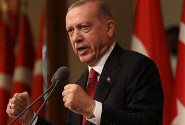 Erdogan décidé à ramener la paix à l'est de l'Euphrate en Syrie